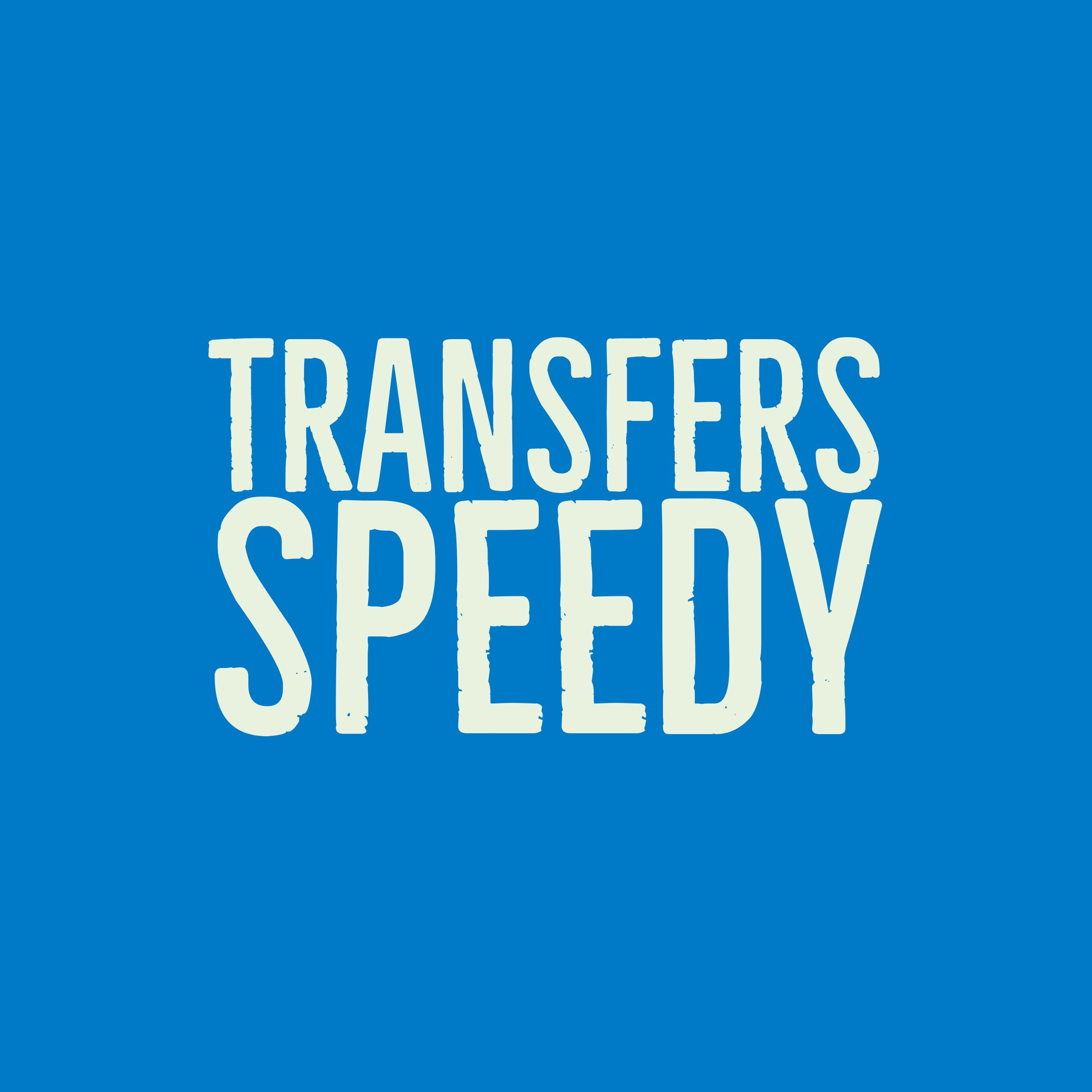TRANSFERS SPEEDY